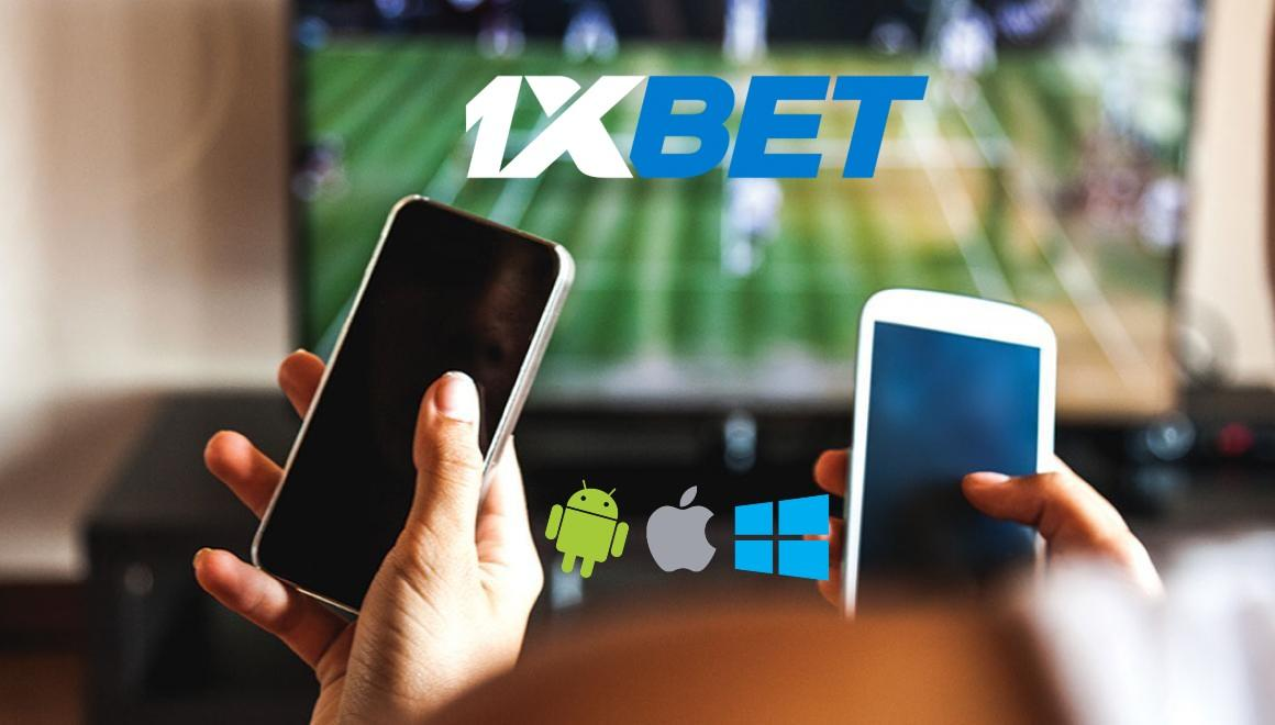 1xBet Mobile live